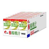 《光泉》正庄楊桃汁(250ml*24包/箱)
