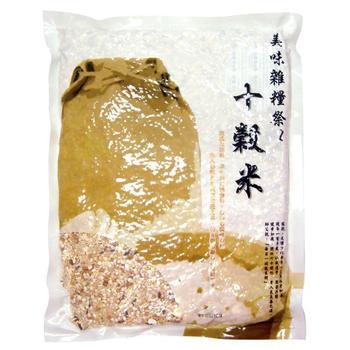 ★結帳現折★康健生機 美味雜糧祭 ~ 十穀米(1800g/包*2)
