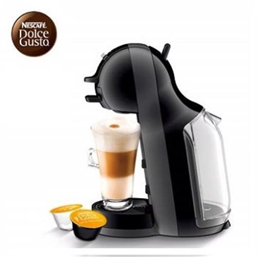 雀巢咖啡DLC GST咖啡機MiniMe送體驗膠囊組 (一組16+6入)(雲朵白)