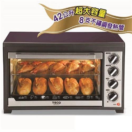 東元 42L雙溫控大烤箱XYFYB4221