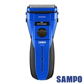 《聲寶》勁能水洗式雙刀頭電鬍刀 EA-Z1503WL藍紅隨機出貨 $599