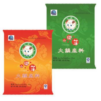 小肥羊 內蒙古小肥羊養生火鍋湯底(清湯130g/包*4包)