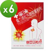 《十靈本舖》【十靈本舖】魔力遠紅外線能量貼布(5片/盒) --6盒組