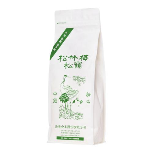 《洽發》松鶴麵粉(中筋-1KG)