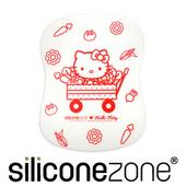 《Siliconezone》施理康Hello Kitty廚房料理耐熱軟式覘板墊(紅色)