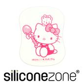 《Siliconezone》施理康Hello Kitty廚房料理耐熱軟式覘板墊(粉色)