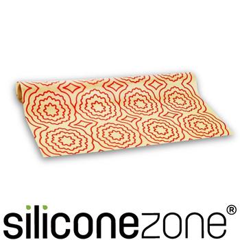 ★結帳現折★Siliconezone 施理康耐熱矽膠餅乾烤箱墊(亮橘色)