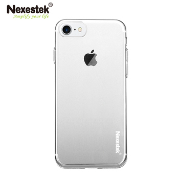 《Nexestek》Nexestek iPhone7 全包覆超薄透明高亮度TPU軟性保護殼