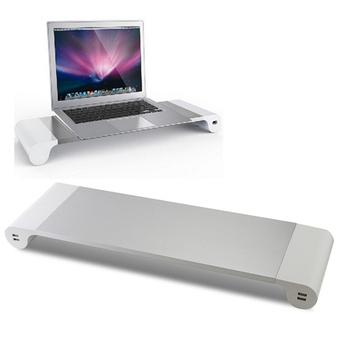 螢幕鍵盤收納支架 4USB接孔TA-4U1