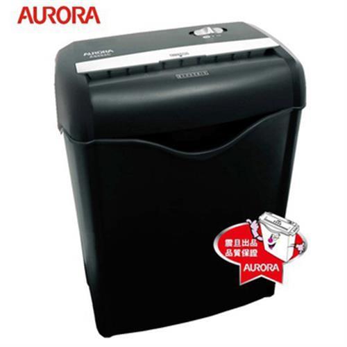 震旦AURORA 6張碎斷式碎紙機 AS662C(可碎信用卡)