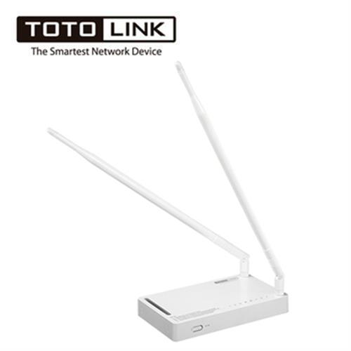 TOTOLINK 高功率極速廣域無線分享器 N300RH