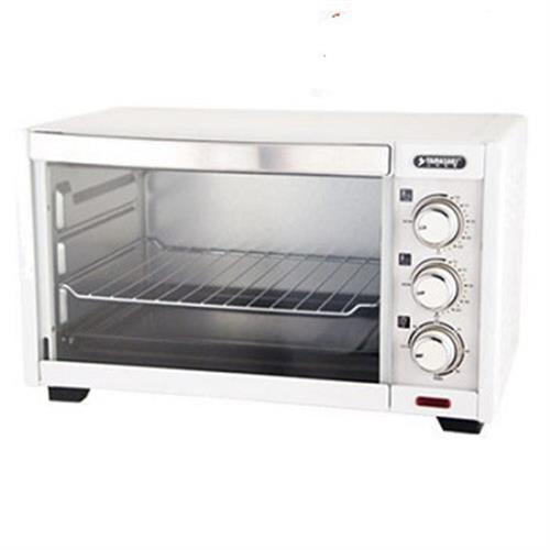 山崎 雙溫控專業級電烤箱 22L SK-220RH