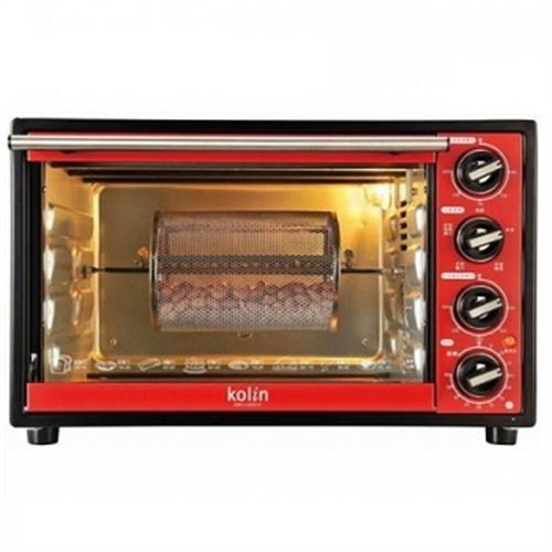 歌林 3D旋轉烤籠電烤箱(28公升) KBO-LN281C
