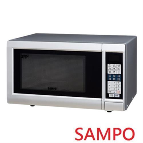 聲寶SAMPO 天廚微電腦微波爐25L RE-N525TM