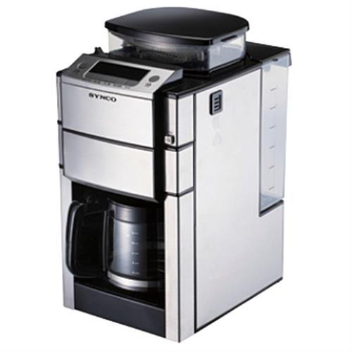 新格 全自動咖啡機 SCM-1015S