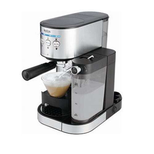 歌林 義式濃縮奶泡咖啡機KCO-LN405C