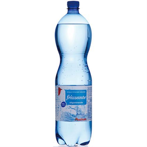 Auchan 義大利氣泡礦泉水(1.5L/瓶)