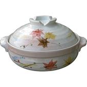 《GW》日式陶土鍋-6號(18cm)