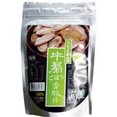 《台南將軍農會》牛蒡脆片-100g/包(芥末)