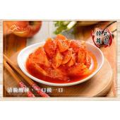 【草山六十】匠系列 泡菜-韓式蘿蔔 5入 (500g/入/5入)