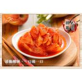 【草山六十】匠系列 泡菜-韓式蘿蔔 3入 (500g/入/3入)