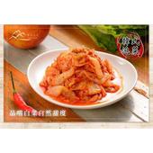 【草山六十】匠系列 泡菜-韓式泡菜 3入 (500g/入/3入)
