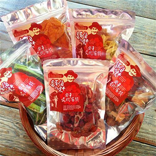 番王伯 台灣大白柚皮(150g+-10%/包)
