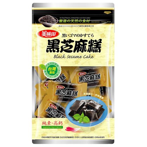 美味田 黑芝麻糕(450g)