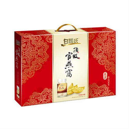 白蘭氏 冰糖純品官燕窩(70mlx6瓶/盒)