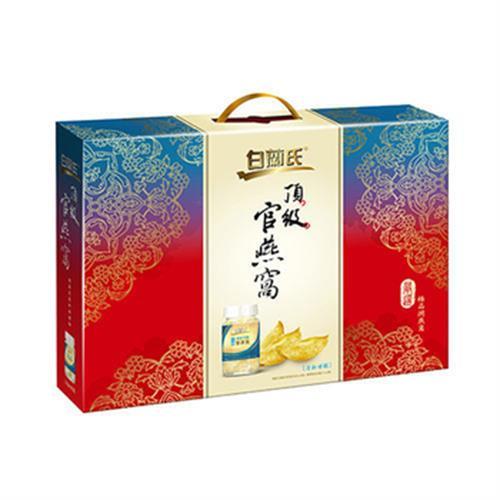 白蘭氏 清新甘醇純品官燕窩(70mlx6瓶/盒)
