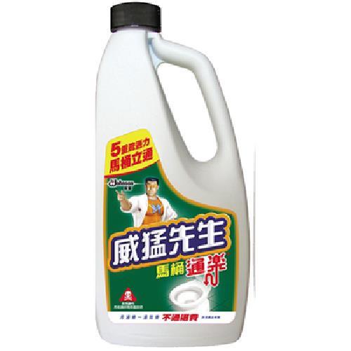 《威猛先生》馬桶通樂(960ml)