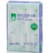 《FP》抽取式衛生紙(90抽6包)