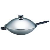 《皇家西華》五層合金炒鍋(36cm/單把)