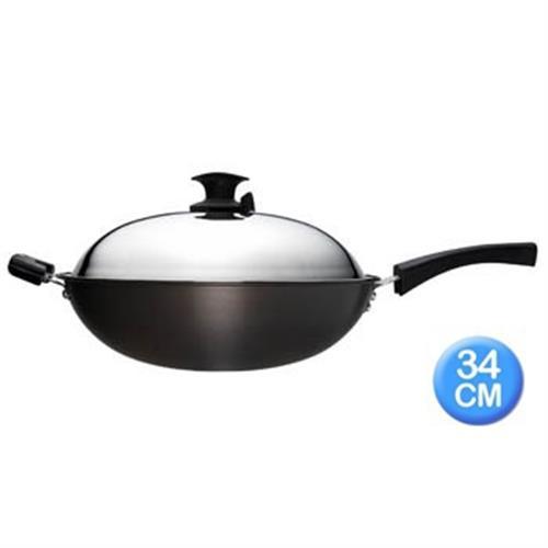 清水 超輕單柄炒鍋(CZ-2158)