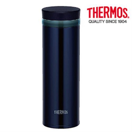 膳魔師 不銹鋼保溫杯 JNO系列 350ml(JNO-350-BK(黑色))