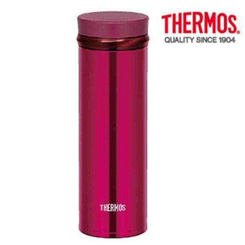 膳魔師 不銹鋼保溫杯 JNO系列 350ml(JNO-350-BGD(酒紅色))
