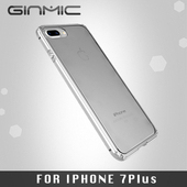 《GINMIC》iPhone 7 PLUS 5.5吋 傳奇超薄金屬邊框(銀色)
