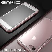 《GINMIC》iPhone 7 傳奇超薄金屬邊框(銀色)