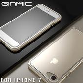 《GINMIC》iPhone 7 傳奇超薄金屬邊框(金色)
