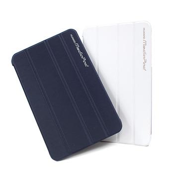 華為 HUAWEI MediaPad 7 Youth2 平板保護皮套 (原廠盒裝)(藍色)