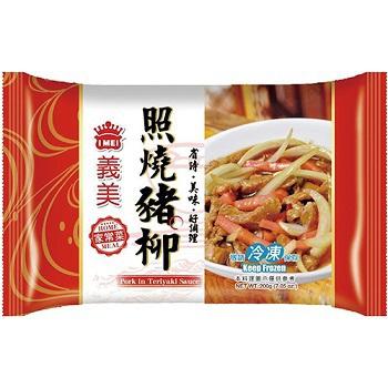義美 義美家常菜(照燒豬柳-200g/包)