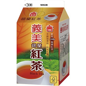 義美 錫蘭紅茶(400ml)