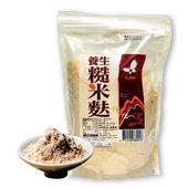 《池上農會》養生糙米麩300g/包