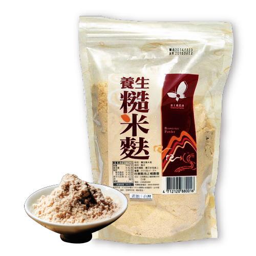 《池上農會》養生糙米麩(300g/包)