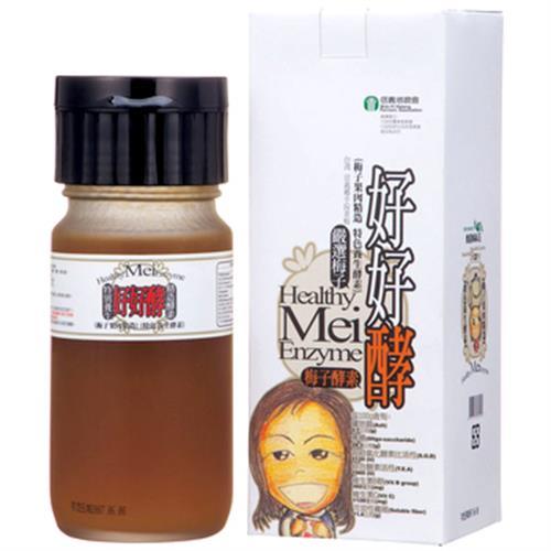 信義鄉農會 好好酵-梅子酵素(500g/罐)