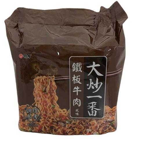 維力 大炒一番 鐵板牛肉風味85g*4入(85g*4入)