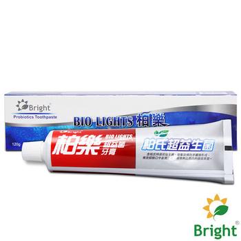 陽明生醫 陽明Bright柏樂超益菌牙膏(142公克)