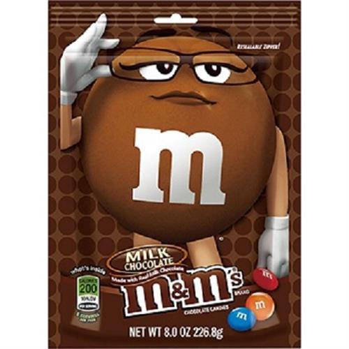 M&M's 牛奶巧克力(226.8g)