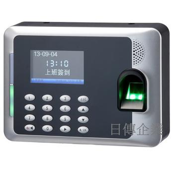 數位生化Bio Life Bio-02指紋考勤機/打卡鐘