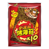 《小浣熊》烤海苔(經典辣味-50g/包)
